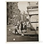 Rebecca Lepkoff (American, 1916-2014) Lower East Side, New York City, 1938 (Lot 1009, Estimate $400-$600)